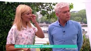 lucy and anna decinque before holly willoughby and phillip schofield struggle to keep straight