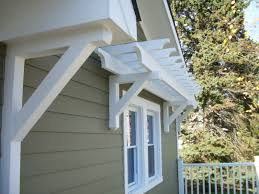 how to build an awning over garage door wageuzi
