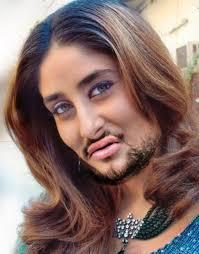 Kareena Kapoor Memes - kareena kapoor after marriage funny beard picture