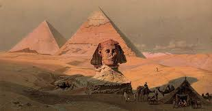 a forgotten sphinx and faked cartouche changing the course of