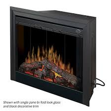 dimplex 45 built in electric fireplace insert