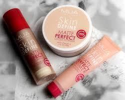 Makeup Mua new skin define matte from mua makeup academy up for