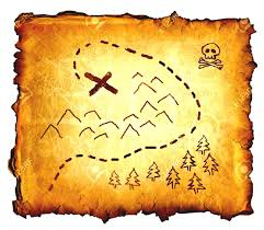 treasure map clipart blank treasure map clipart childrens stock photos pictures