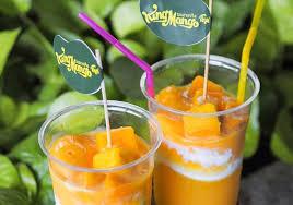 Mango Boom mango thai minuman mangga yang lagi hits di jakarta