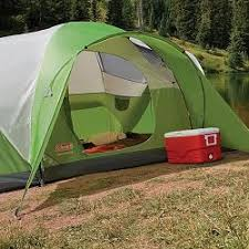 coleman montana 6 person tent campingcomfortably