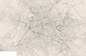Map Of Berlin Germany by Large Detailed Streets Map Of Berlin City Berlin Large Detailed
