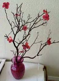 manzanita branches 2 fresh cut manzanita branches for vertical centerpieces two