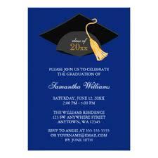 graduation cap invitations graduation cap invitations announcements zazzle