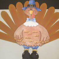 thanksgiving turkey for lds mormon primary children