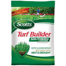 how big is 15000 square feet scotts 10 000 sq ft southern turf builder lawn fertilizer with 2
