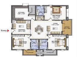 3 bedroom house plans 3d design with 3 bathroom home design homel 28 design a house floor plan big house floor plan house