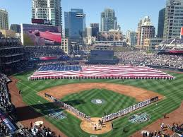 hear powerful padres opening day national anthem flyover the