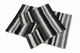 Grey Bathroom Rug by Black And White Bath Rug 94 Unique Decoration And Black And White