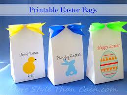easter bags easter bags printable
