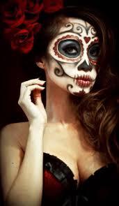 Sugar Skull Halloween Makeup 1131 Best Day Of The Dead Skulls Images On Pinterest Sugar Skull