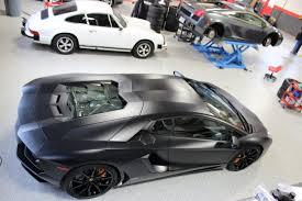 Lamborghini Aventador Nero Nemesis - lamborghini aventador lp 700 4 detail sweetcars