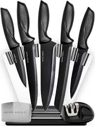 the best kitchen knives set top 10 best kitchen knife sets to buy in 2017 buying guide