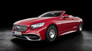 inside maybach 2018 mercedes maybach s650 cabriolet review top speed