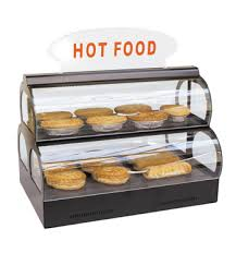 heated food display warmer cabinet case pie warmers parisienne food merchandiser pie warmer heated