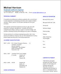 Resume Examples Computer Science by 54 Engineering Resume Templates Free U0026 Premium Templates