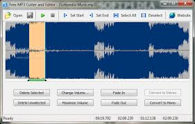 free download of mp3 cutter for pc edit mp3 files and apply filters