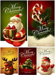 beautiful christmas cards beautiful christmas cards vector set 2 webbyarts free