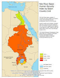 Mekong River Map Human Security Dimensions Of Dam Development In The Nile And