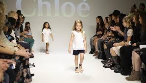 Home Design Show New York 2014 New York Ny October 189 2014 Kids Walk Runway For Anasai