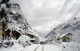Station Closest To Winter 15 Best Places To Witness Snowfall In India