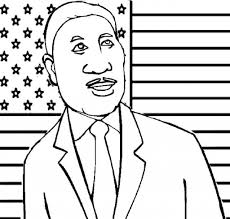 martin luther king coloring pages coloringsuite com