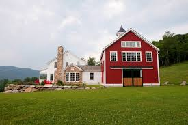 building a home in vermont a post beam carriage house in vermont