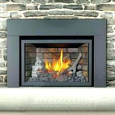 Fireplace Electric Insert Electric Insert For Wood Burning Stove High Efficiency Insert With