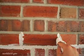 how do you clean brick on a fireplace part 41 how to whitewash