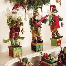 christmas holders christmas fairies holders magical creatures decor