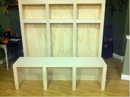 Entry Storage Bench Plans Free by More Mudroom Locker Benches Woodworking Talk Woodworkers Forum