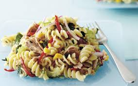 pasta salad with tuna warm tuna pasta salad recipe food to love