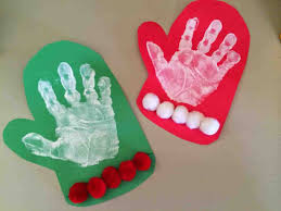 christmas handprint crafts for kids cheminee website
