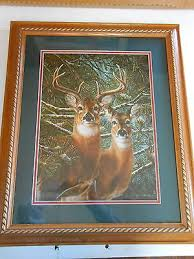 home interior deer picture home interiors collection on ebay