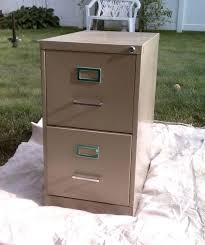 painting a file cabinet file cabinet painting ideas metal two drawer file cabinet before