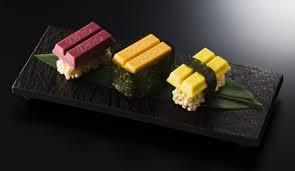inventer une recette de cuisine le japon s est inventé une nouvelle recette faire des sushis