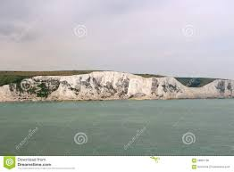 Dover England Map by The White Cliffs Of Dover England Stock Photo Image 59801156