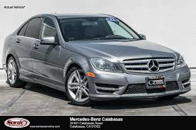used 2012 mercedes benz c class for sale near los angeles ca