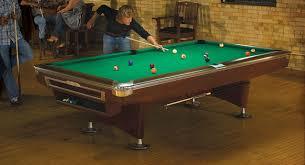 8ft brunswick pool table gold crown v pool table by brunswick billiards sanders recreation