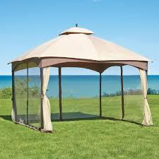 patio gazebos accessories the home depot gazebo canopy ideas