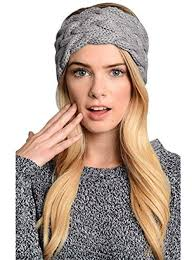 knitted headbands 12 winter knit pattern braided headbands 2018 modern fashion