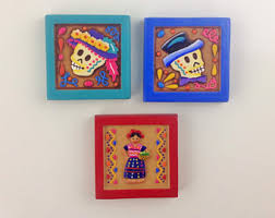 mexican magnets etsy