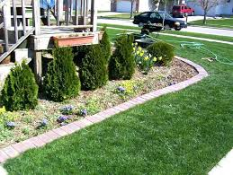Border Ideas For Gardens Brick Garden Edging Ideas Source Brick Border Garden Edging Ideas