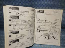 1977 1978 gm diagnosis troubleshooting repair manual cadillac