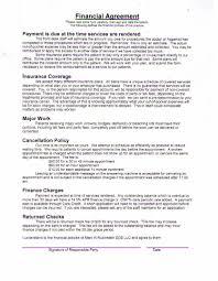 Vendor Contract Template 7 Download Financial Contract Template Virtren Com