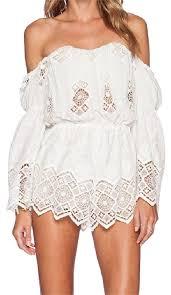 white romper jumpsuit cold fox white aden romper jumpsuit size 2 xs tradesy